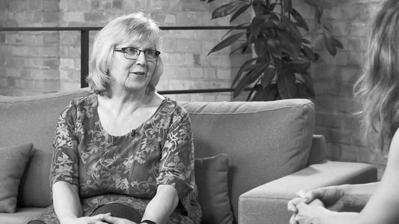Ingrid Herzog, Ehrenamtliche Hospizbegleiterin Hospizdienst Tauwerk
